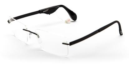 Coselgi eyeglass hearing aid