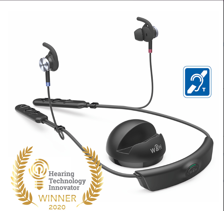 Alango Technologies Wear & Hear BeHear PSAP